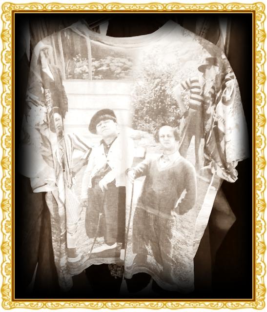 stooge shirt