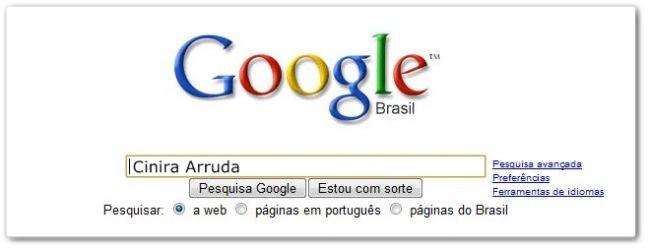 google corporativo cinira