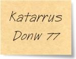 katarrus